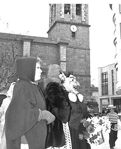Martes de carnaval en Casas Ibáñez