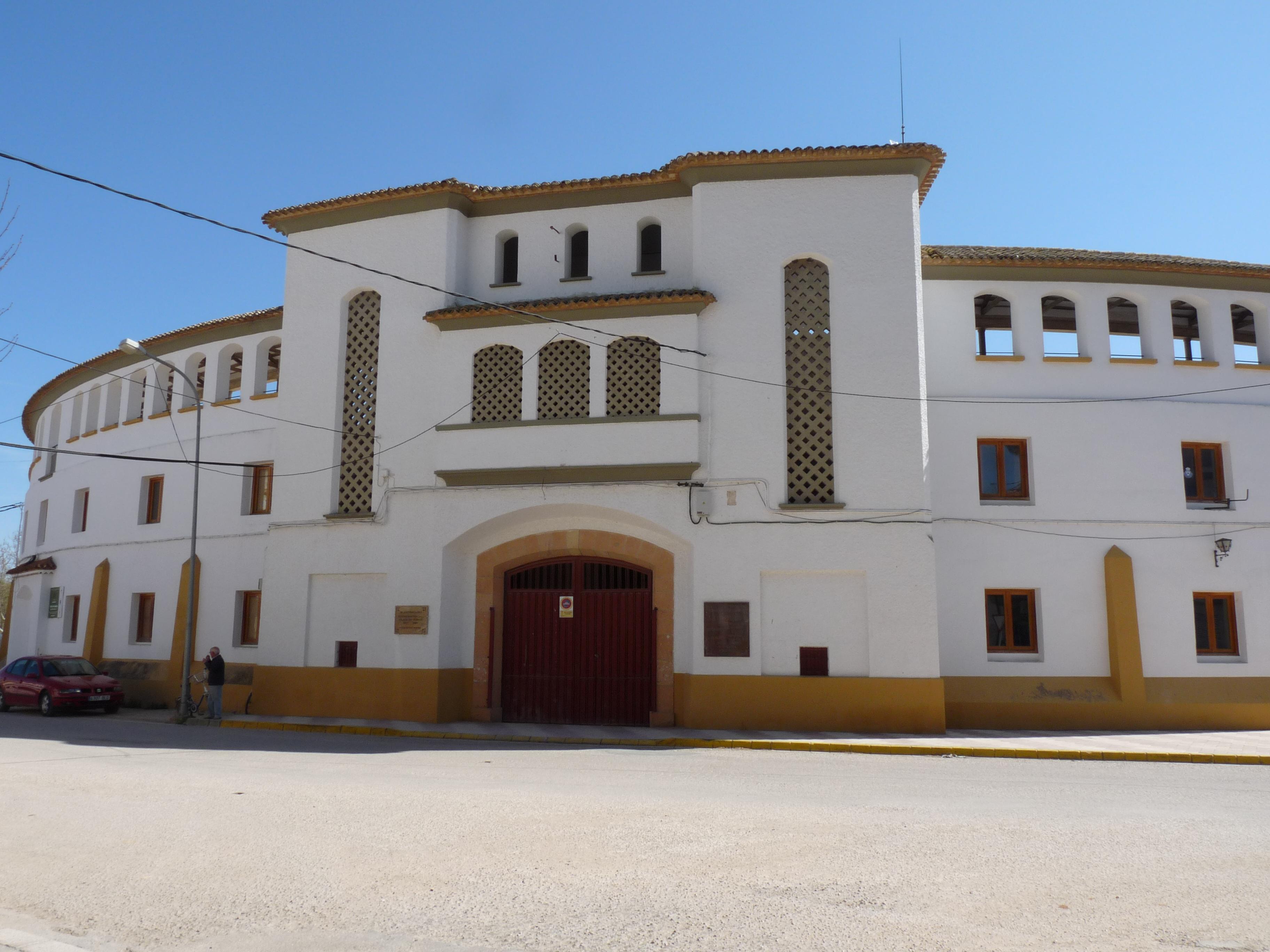 Plaza de Toros de Casas Ibáñez