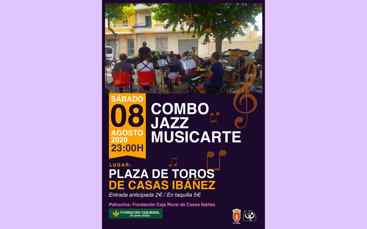 Combo Jazz Musicarte
